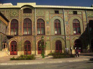 Golestan Palace Iran standard tour