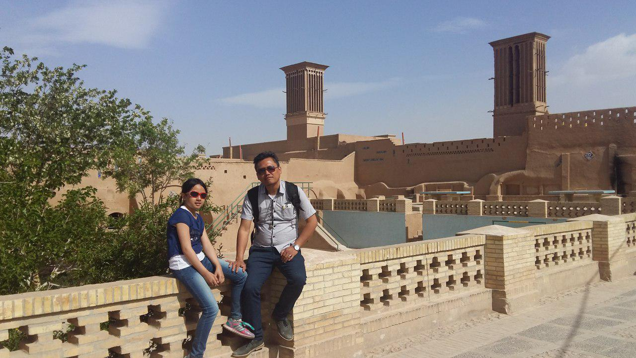 Iran Yazd ancient city