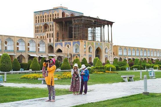 Aliqapoo palace Isfahan
