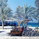 Iran Kish Island Cycling Station