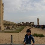 Persipolis Palace - Samyar